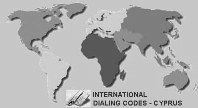 international telephone codes